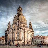Frauenkirche in Dresden, Germany. Flickr:magnetismus
