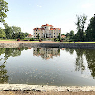 Chateau Liblice in Liblice, the Central Bohemian Region in Czech Republic. Photo by Hennie