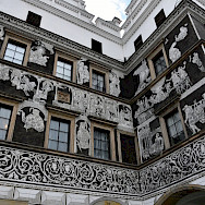 Gorgeous architiecture in Litomerice, Czech Republic. Flickr:Richard Mortel
