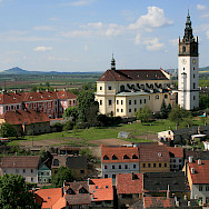 St Stephen's Cathedral in Litomerice, Czech Republic. Wikimedia Commons:Karelj CC0