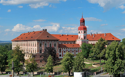Fabulous Lobkowicz Castle in Roudnice nad Labem, Czech Republic. Wikimedia Commons:Harke