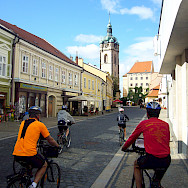 Sightseeing en route Prague to Dresden. Photo via TO