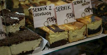 Dessert after a day's biking! Photo via Flickr:douglemoine