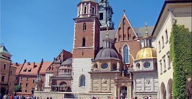 Wawalkathedrale in Kraków, Poland. Flickr:Jorbasa Fotografie