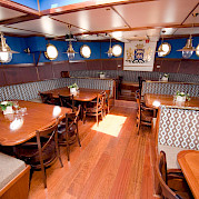 Dining Area - Mare Fan Fryslan | Bike & Boat Tours