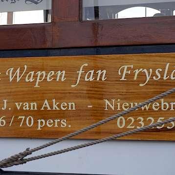 Wapen Fan Fryslân - Wapen fan Fryslan - Boat & Bike Tours