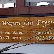Wapen fan Fryslan - Boat & Bike Tours