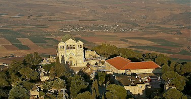 Mount Tabor. Photo via Flickr:SeetheHolyLand.net