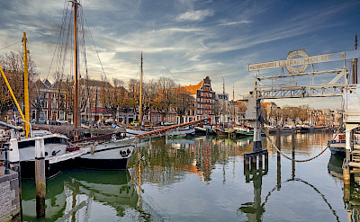 Dordrecht, the oldest city in Holland. ©Hollandfotograaf