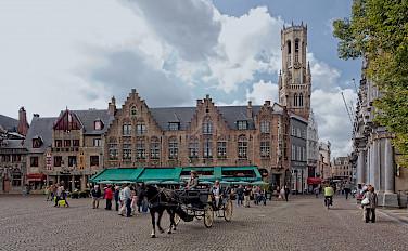 Tour en Bicicleta de Brujas a Amsterdam