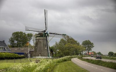 Windmill in Zeeland, the Netherlands. Flickr:Arcadius