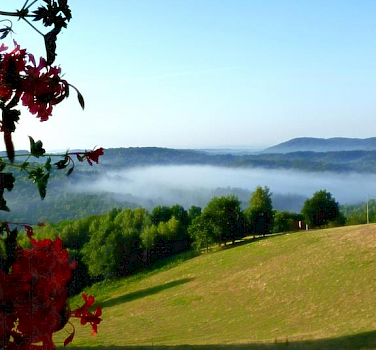 Valley of Ribnik. Photo courtesy of Heart of Nature Rural Retreat