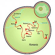 Legendary Transylvania Map