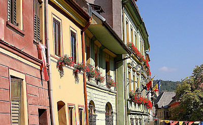 Sighisoara, Romania, a UNESCO World Heritage Site. Photo via Flickr:Guillaume Baviere
