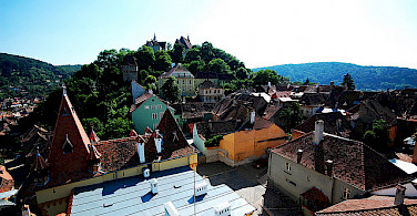 Sighisoara, Romania. Photo via Flickr:Luke Addison