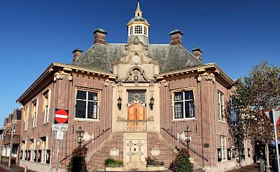 <i>Raadhuis</i> in Zandvoort, South Holland, the Netherlands. CC:Alf van Beem