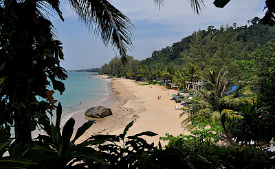 Paradise found in Khao Lak, Thailand. Photo via Flickr:Kullez