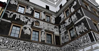 Gorgeous architiecture in Litomerice, Czech Republic. Photo via Flickr:Richard Mortel