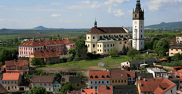 St Stephen's Cathedral in Litomerice, Czech Republic. Photo via Wikimedia Commons:Karelj