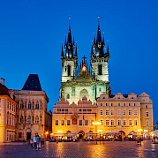 Golden City of Prague Photo