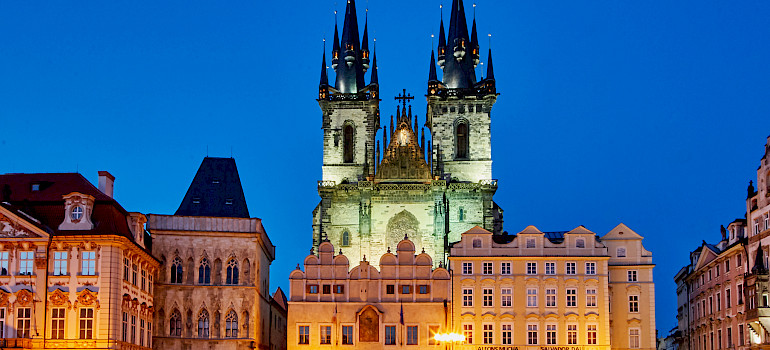 Golden City of Prague