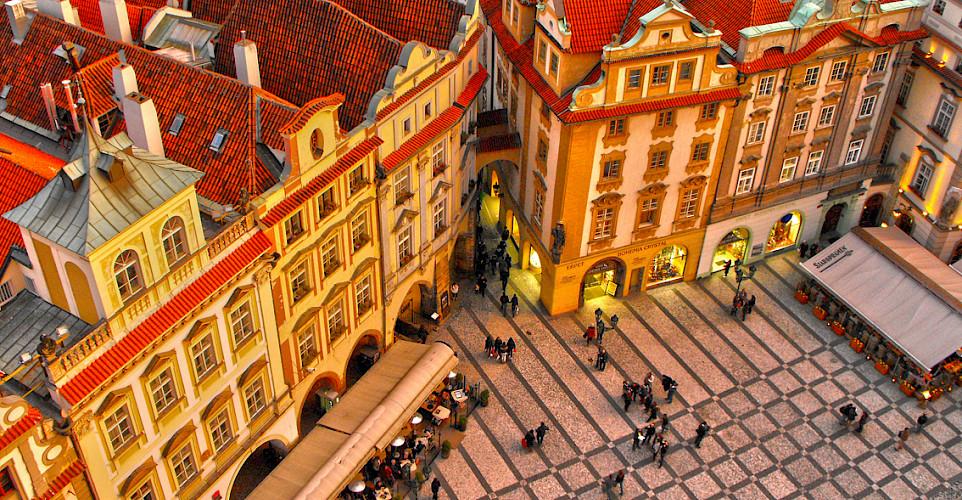 Golden City of Prague, Czech Republic. Flickr:Miguel Virkunnen Carvalho