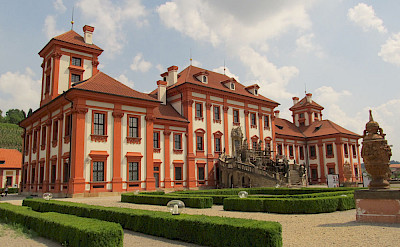 Palace in Troja, Czech Republic. Flickr:Janus Zjakubowski