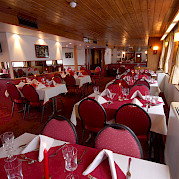 Dining room - MS Andante | Bike & Boat Tours