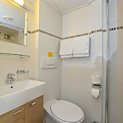 Bathroom - MS Normandie | Bike & Boat Tours