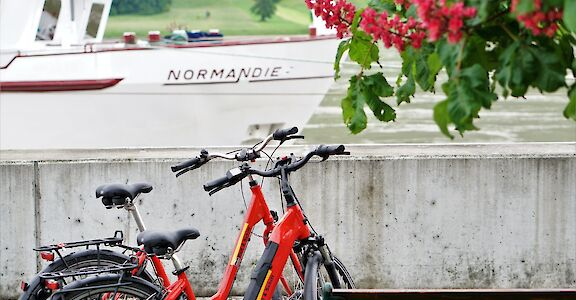 MS Normandie | Bike & Boat Tours