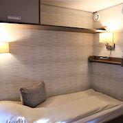 Single Cabin | MS Normandie | Bike & Boat Tours