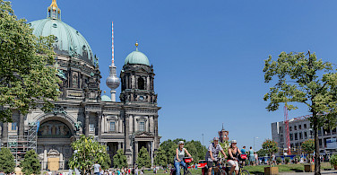 Cathedral in Berlin, Germany. Photo via Tour Operator