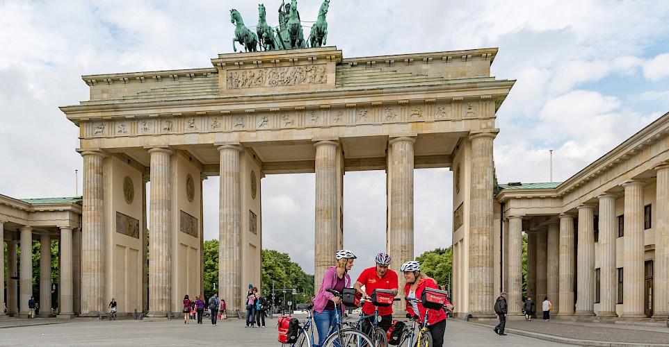 Brandenburger Gate, Berlin, Germany. Photo via Tour Operator.