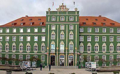 City Hall in Szczecin, Poland. CC:mateurz War.