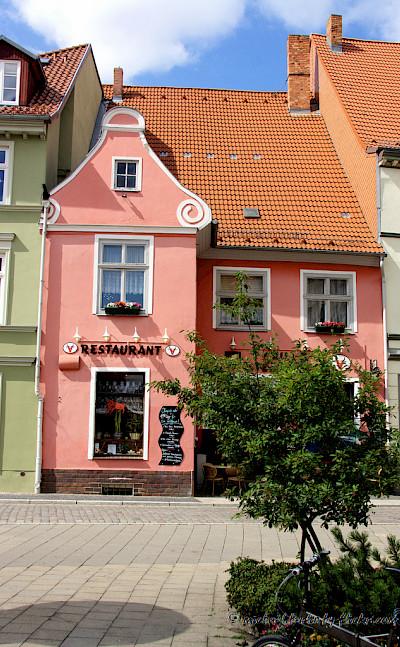 Gorgeous architecture in Stralsund, Germany. Photo via Flickr:michael.berlin