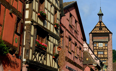 Riquewihr, Alsace, France. Flickr:Pug Girl