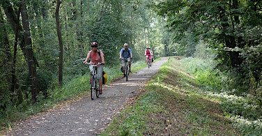 Moravia Bike Tour through Poland, Czech Republic and Austria. Photo via Tour Operator