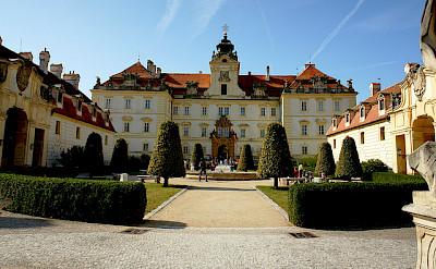 Valtice in the Czech Republic. Photo via Flickr:jinpalsong