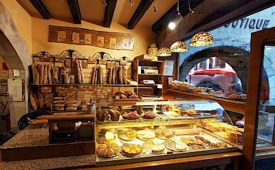 Boulangerie in Annecy, France. Flickr:JohnPickenPhoto