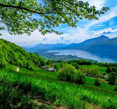 French Alps Lake Tour
