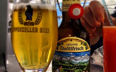 Swiss beer! Flickr:Johanna