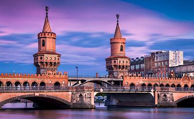 Oberbaumbrücke in Berlin, Germany. Flickr:Thomas