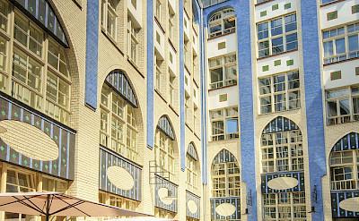 Berlin Höfe in Germany. Flickr:Wolfgang Staudt