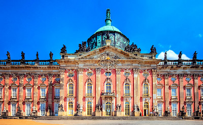 New Palace in Potsdam, Germany. Flickr:Wolfgang Staudt