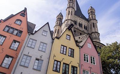 Cologne, Germany. Flickr:Ed Webster