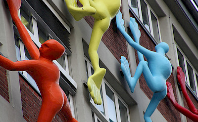 Dusseldorf, Germany. Photo via Flickr:Rick Ligthelm