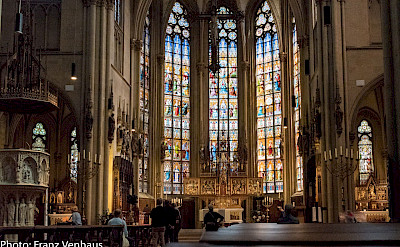 Münster, Germany's famous Cathedral. Flickr:Franz Venhaus