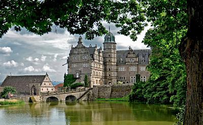 Schloss Hamelschenburg in Weserbergland, Germany. Flickr:Frank Schmidtke