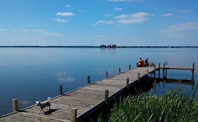 Steinhuder Lake in Germany. Flickr:Michael Mueller