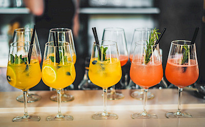 Summer cocktails in Cologne, Germany. Flickr:Marco Verch Professional